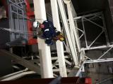 Visuele inspectie staalconstructie